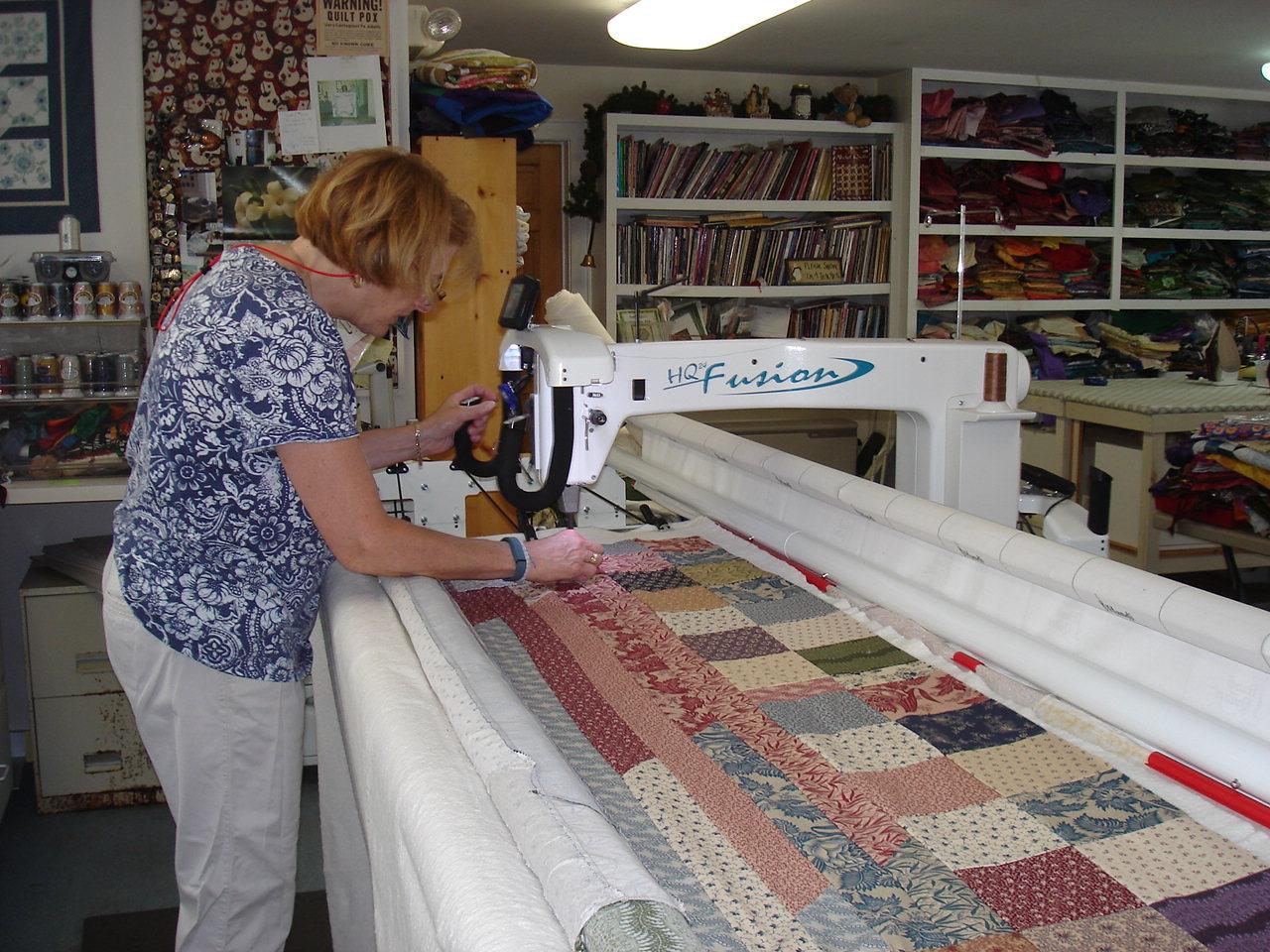 Park Hill Farm: Run Away And Quilt! : missouri quilt company daily deal - Adamdwight.com