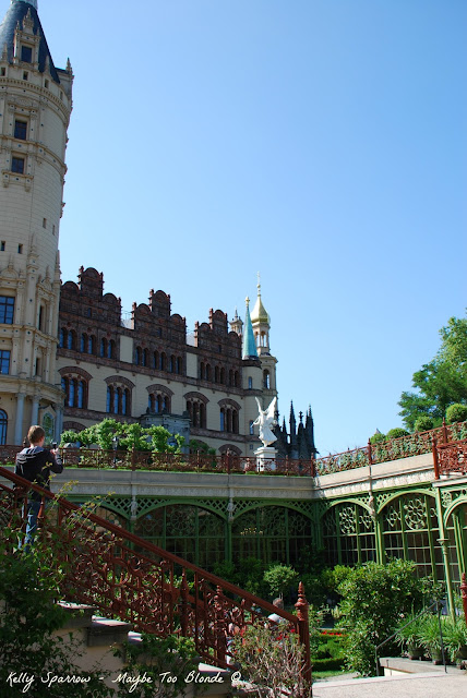 Scwerin Castle Orangery