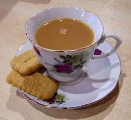 Nothing Like A Cuppa Tea  With A Sweet Treat
