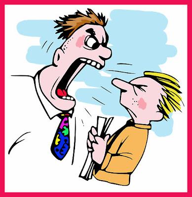 كيف تتعامل مع  الاشخاص الغاضبين منك
