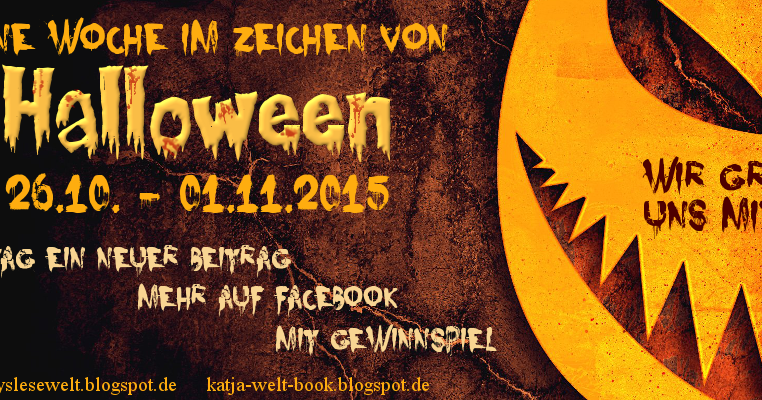 Gruselige Halloween Aktion