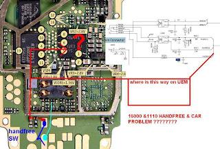 nokia 6030 car problem