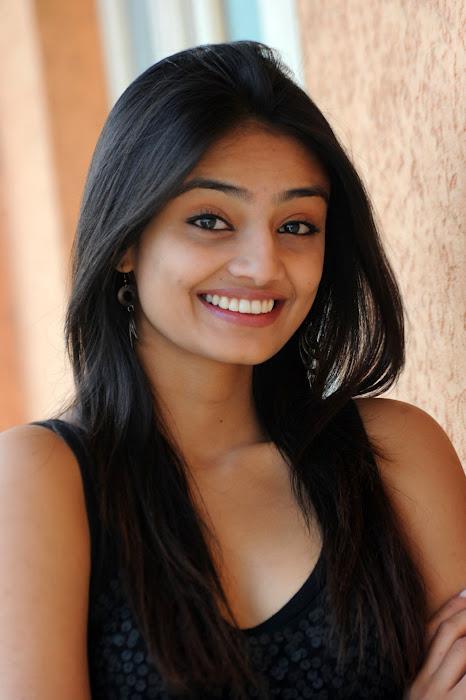 nikitha narayan at its my love story pm, nikitha new actress pics
