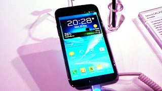 Samsung Galaxy Note II and its S Pen magic