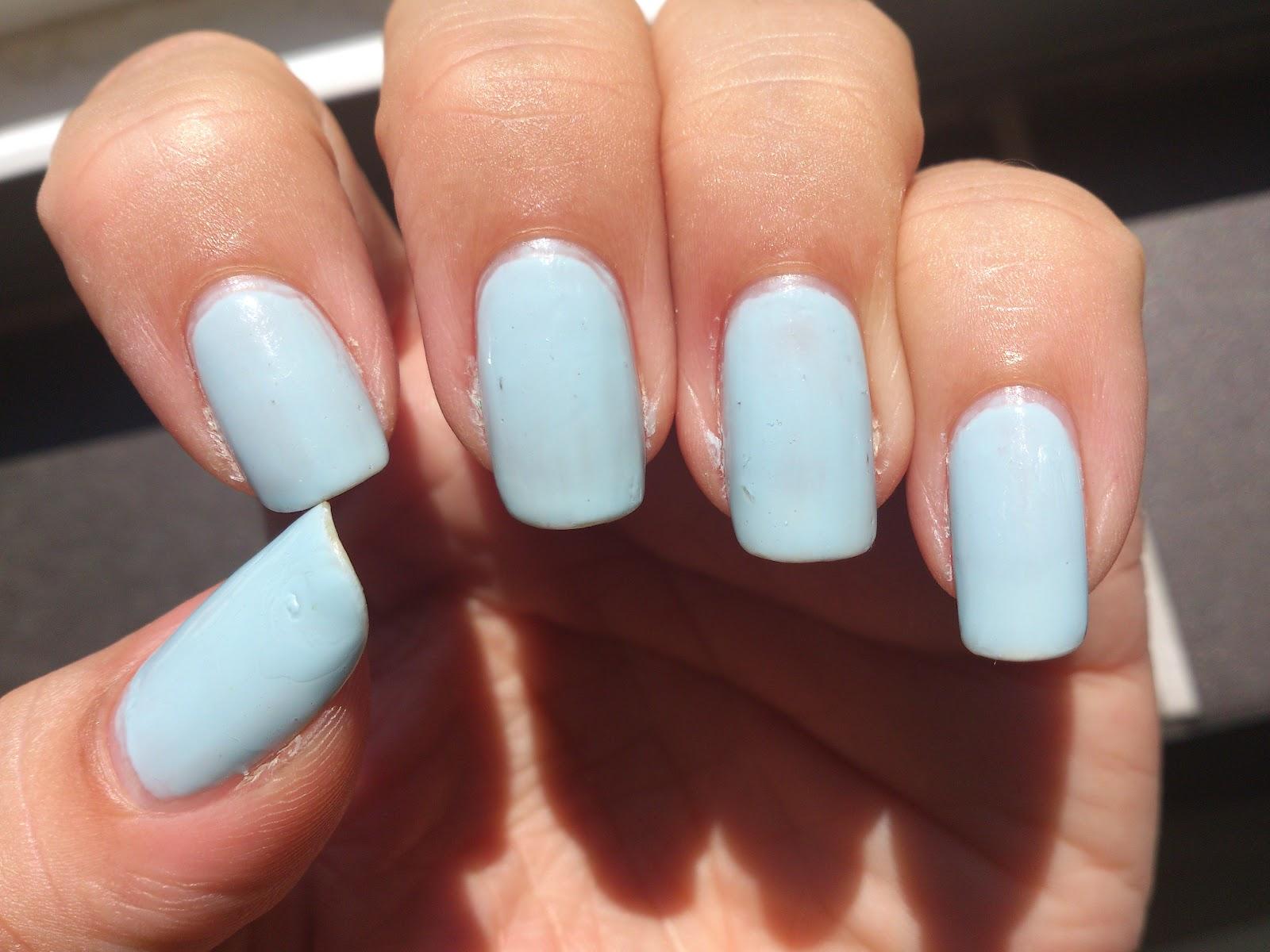 Bleu pastel