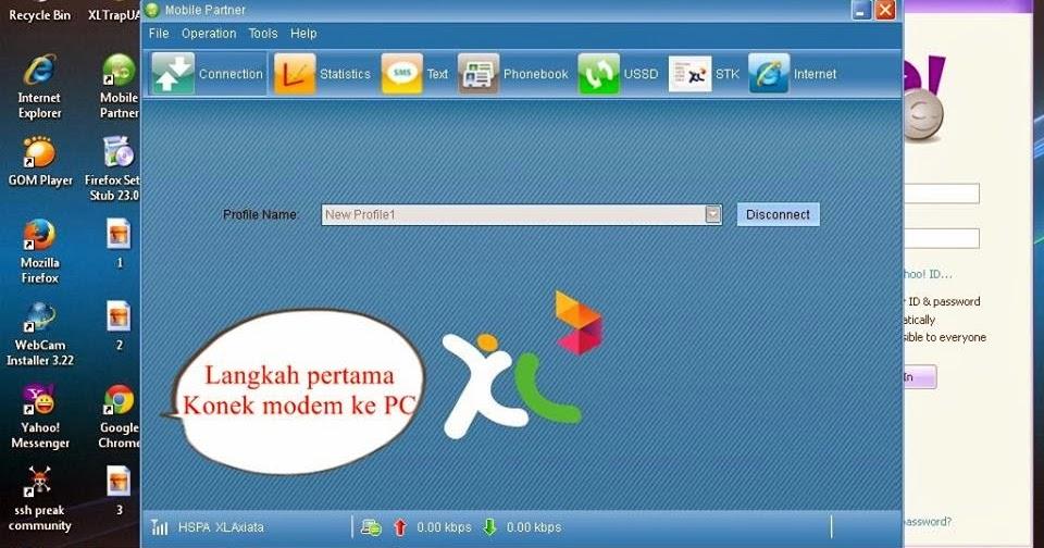 Internet Gratis XL Terbaru 25-10-2013 | Teknik Dasar Servis Hp