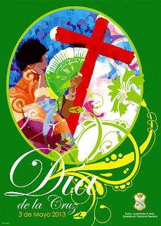 Cruces de Mayo - Nerja 2013