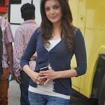 Kajal Agarwal in jeans