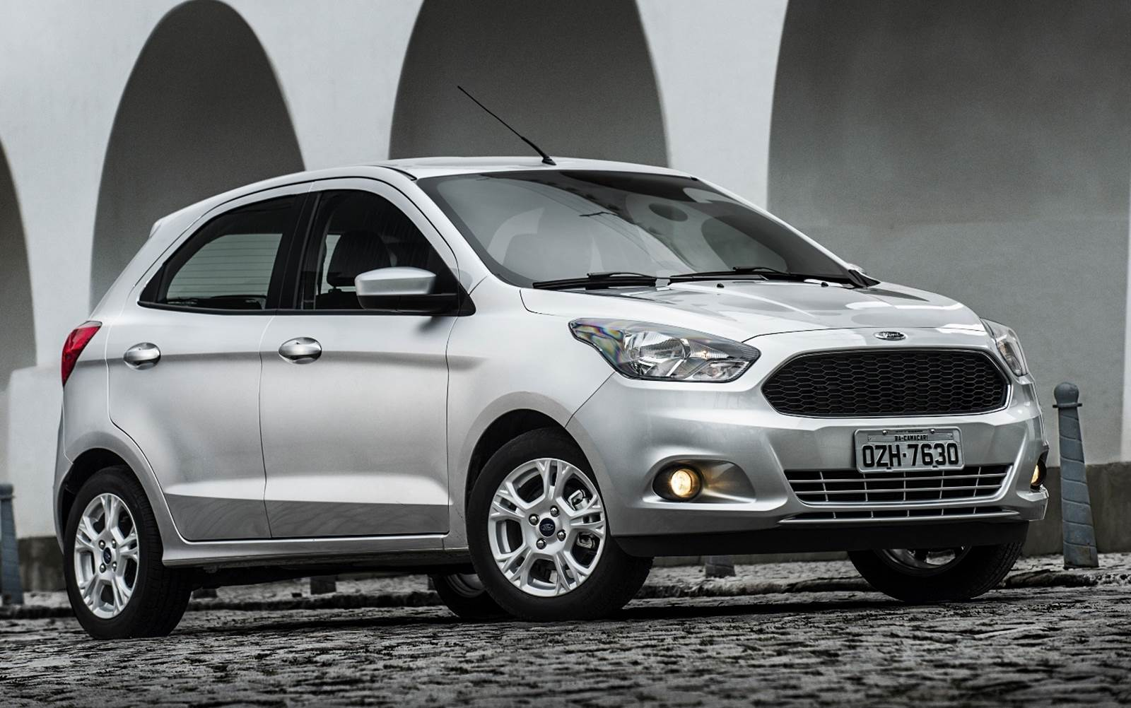 novo ford ka hatch chega as concession rias em setembro car blog br. Black Bedroom Furniture Sets. Home Design Ideas