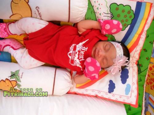gambar anak bayi perempuan mawi ekin baby cahaya malaika