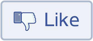 crazy facebook dislike