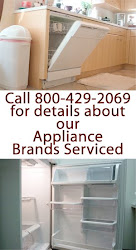 Appliance Repair Most Major Brands