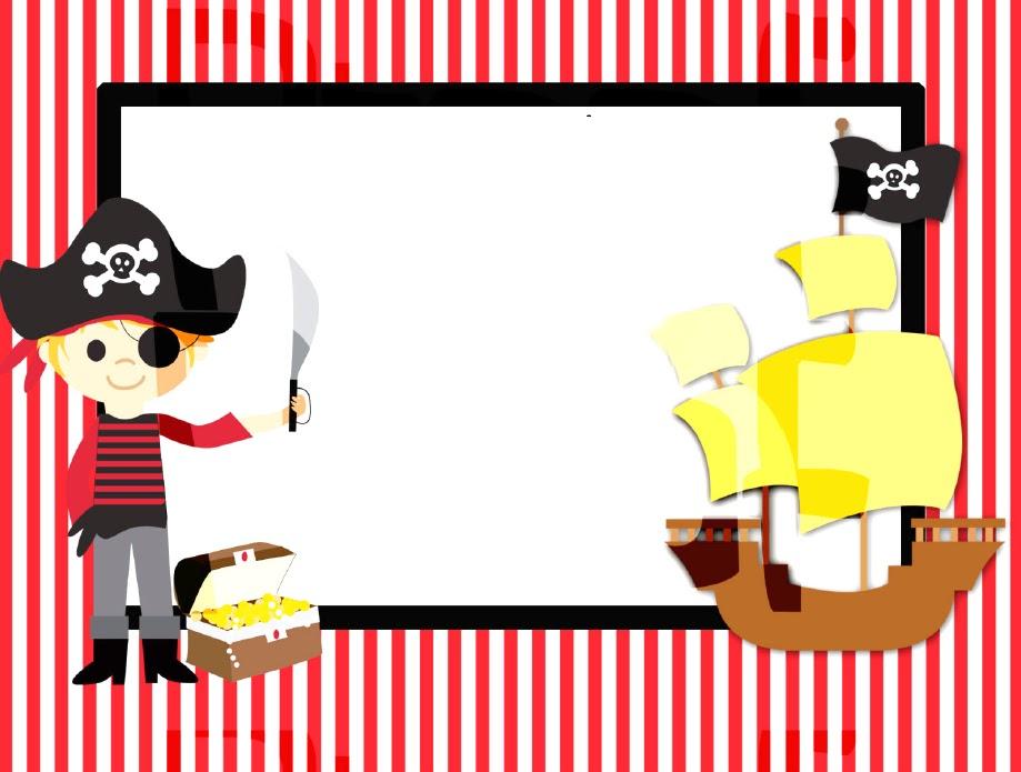 La Super Mamy: Cumples: piratas niñas y tags