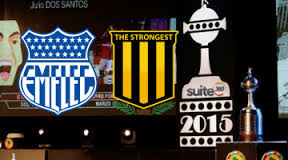 Emelec vs The Strongest, Copa Libertdadores 2015