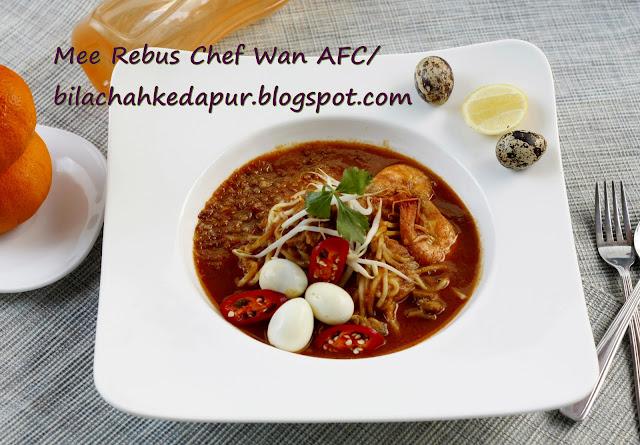 Resepi Cucur Udang Chef Wan