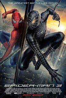 Spider-Man 3 (2007) Movie Hindi Dual Audio Bluray 720p [800MB]