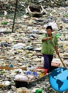 Consumismo exagerado acabará con el planeta.