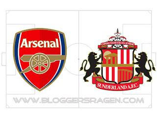 Prediksi Pertandingan Arsenal vs Sunderland