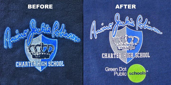 Animo Jackie Robinson Charter High School Freshman Polos