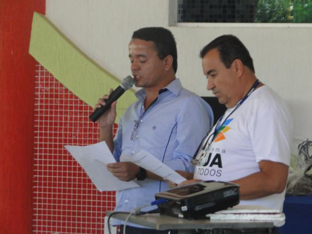 GENTIO DO OURO – MUNICÍPIO SERÁ BENEFICIADO COM INSTALAÇÃO DE 107 CISTERNAS EM 2013: