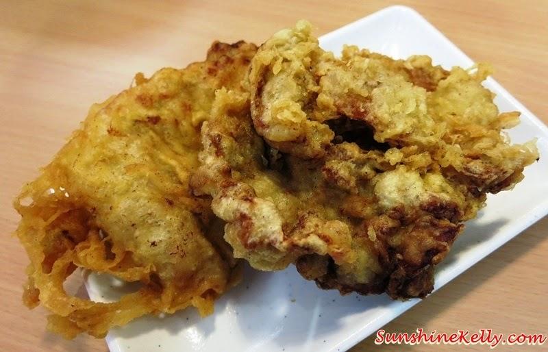 Chicken Tempura, Kodowari Menya, Udon & Tempura, Kodowari Menya Udon & Tempura Review, Kodowari Menya Udon & Tempura Launch, Japanese Noodle, Japanese Food, Sanuki Udon, Kagawa, Japan, 1 Mont Kiara