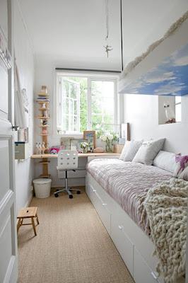 dormitorios juveniles pequeños