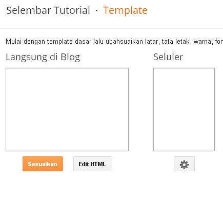 Cara Menampilkan Blog Versi Mobile di Komputer