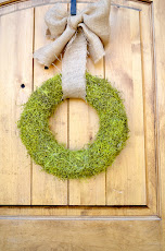 Moss Wreath