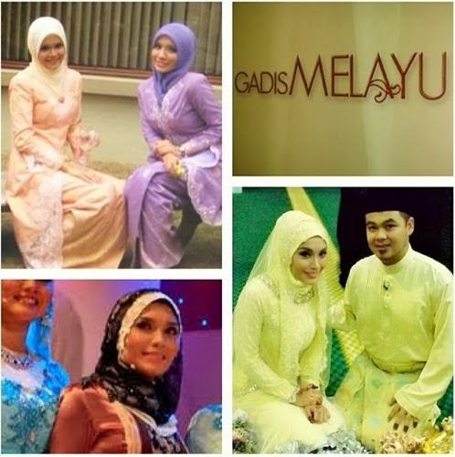 Aisyah Zainal Bekas Tunang Ally Iskandar kahwin Produser Al Hijrah
