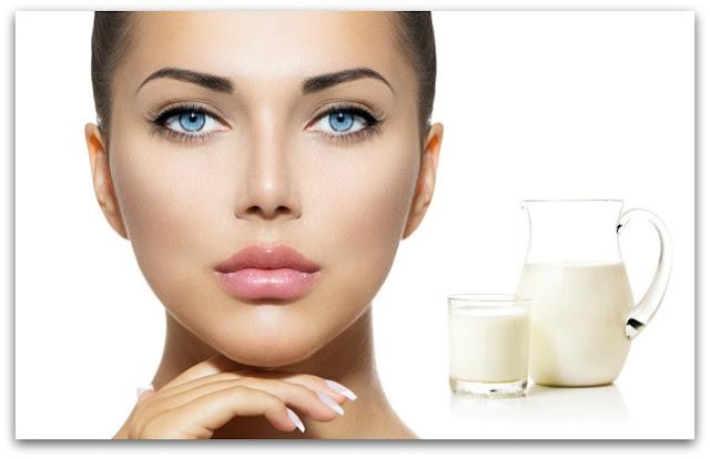 consejos de belleza con leche