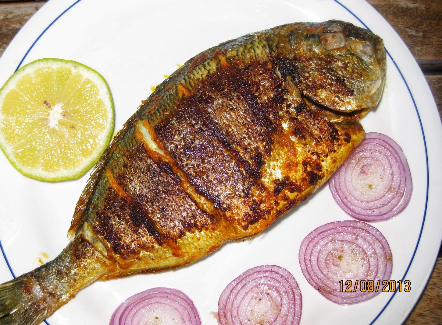 fry fish recipe the image kid has it