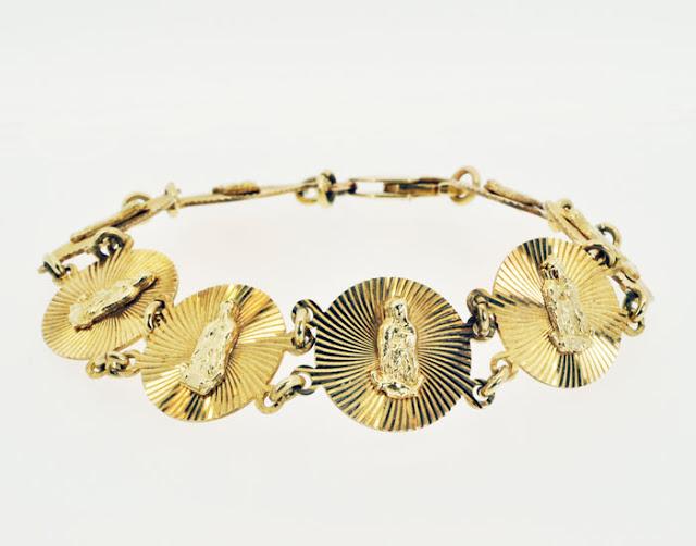 Italian Coin Bracelet Qvc4