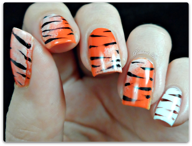 wildlife-heritage-foundation-tiger-nail-art