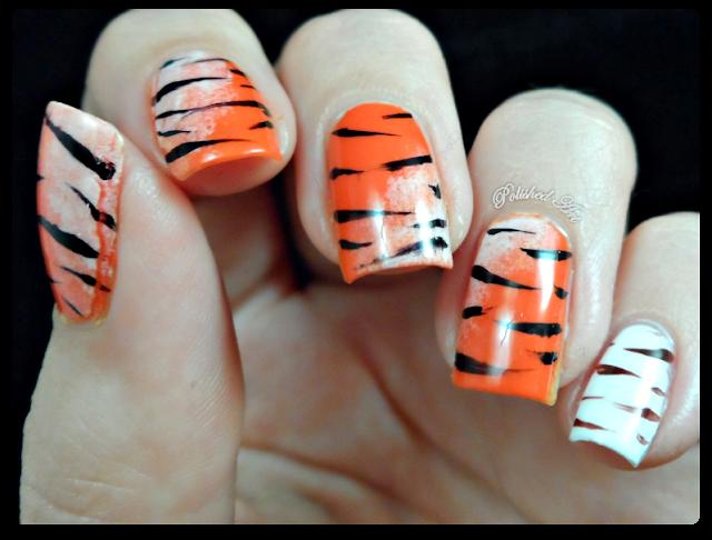 wildlife-heritage-foundation-tiger-nail-art