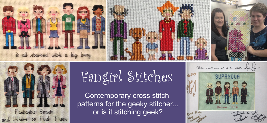 Fangirl Stitches