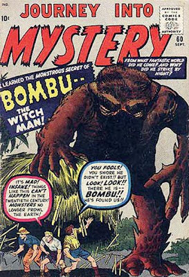 Journey into Mystery, Bombu