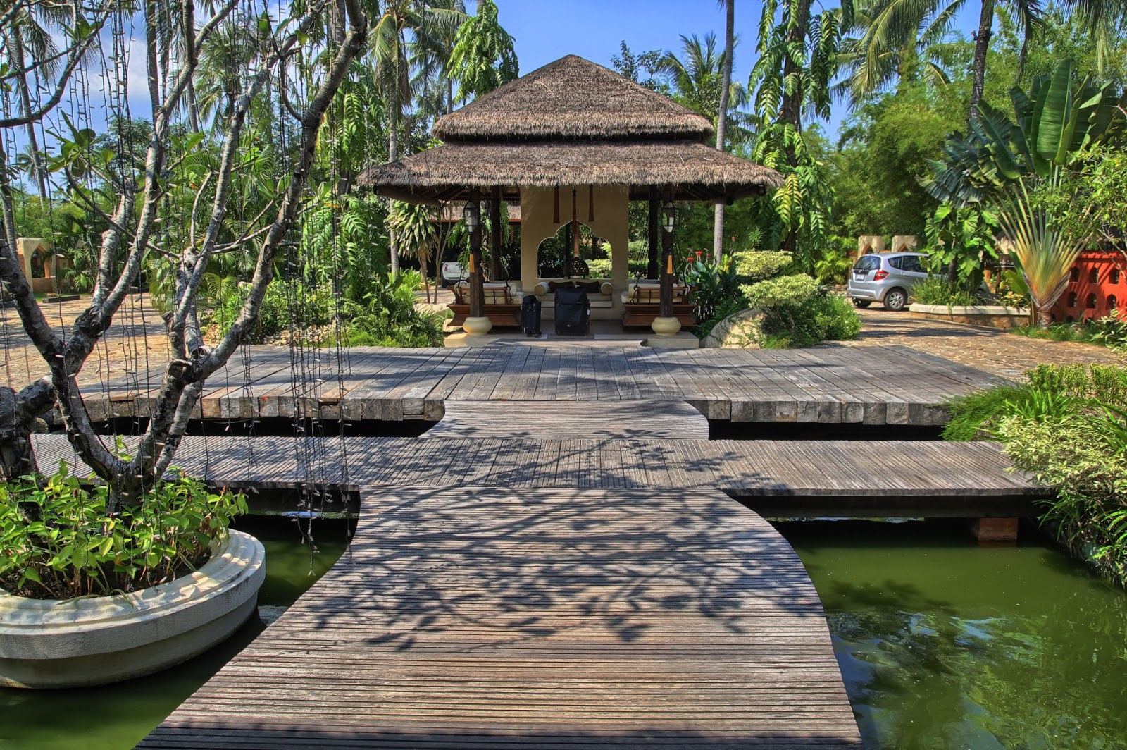 Zazen Boutique Resort Koh Samui
