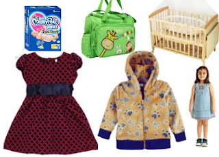 Babyoye : Buy Baby Clothings And Accessories and get at Flat 70% off ,Buytoearn