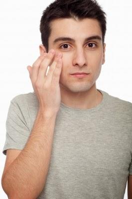 القضاء على الهالات السوداء حول العين