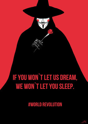 Quotes about Revolution, Change and Uprising