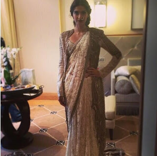 Sonam Kapoor and Vidya Balan looking gorgeous in Great Gats by Premiere @ Cannes Film Festival
