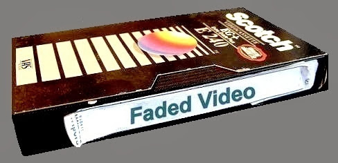 Faded Video