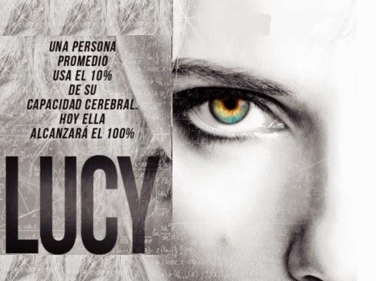 Lucy Poster Análisis de los medios de comunicación. Exposiciones del alumnado del Máster de Secundaria de la UAL.