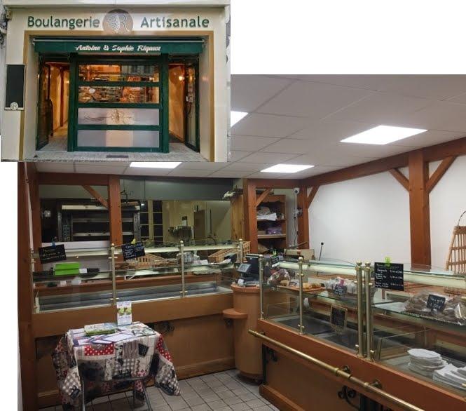relooking de la boulangerie allees du 4 septembre