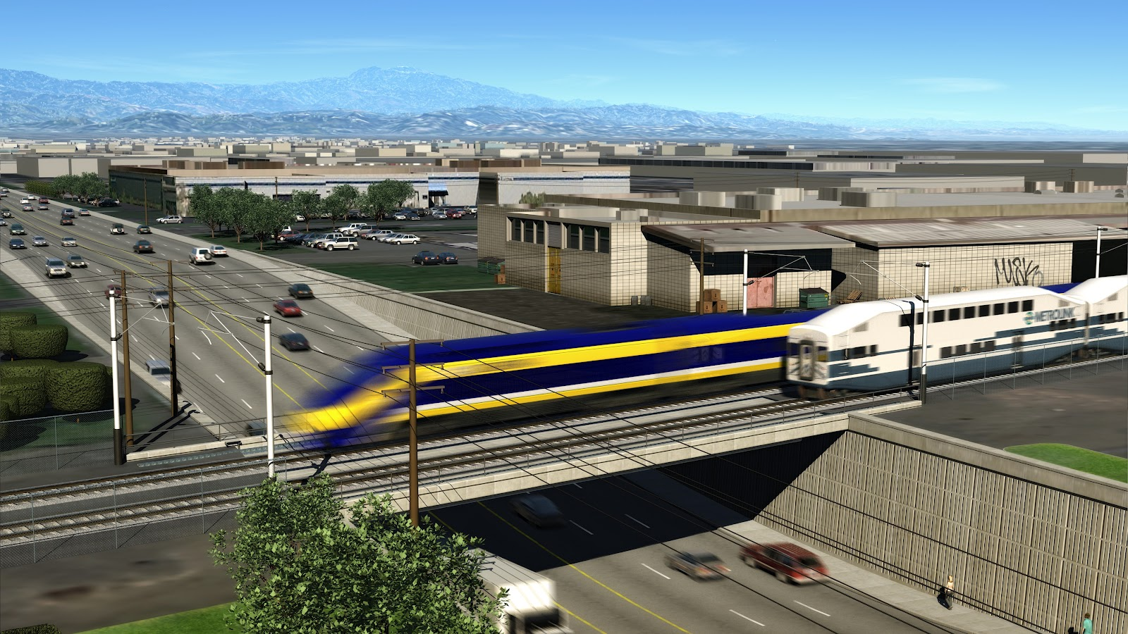 The High Low Speed Rail Tango Part 1
