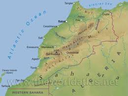 MARXIST Rivers Of Morocco - Where is morocco