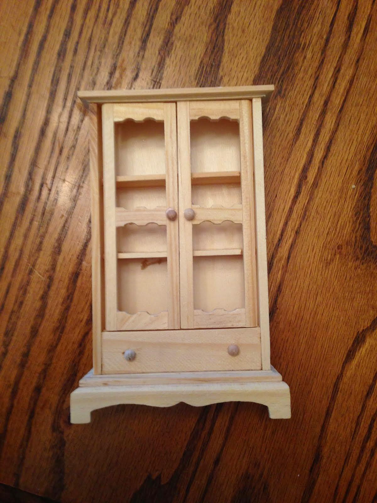 Dmc Thread Cabinet Jennys Miniatures