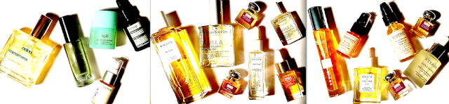 Lola's Secret Beauty Blog, blog, blogger, interview, First Look Fridays interview series, face oil, beauty oil, skincare