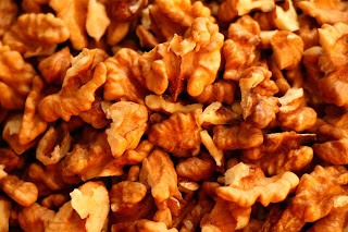Use walnuts in place of croutons.