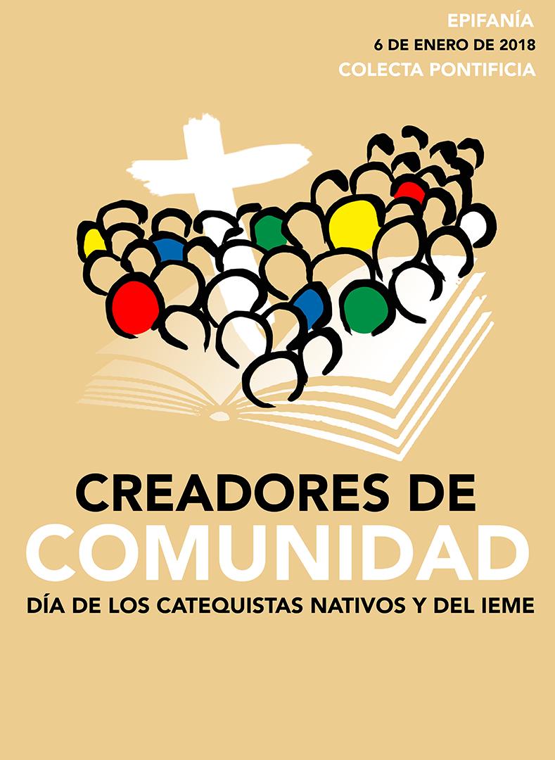 CREADORES DE COMUNIDAD